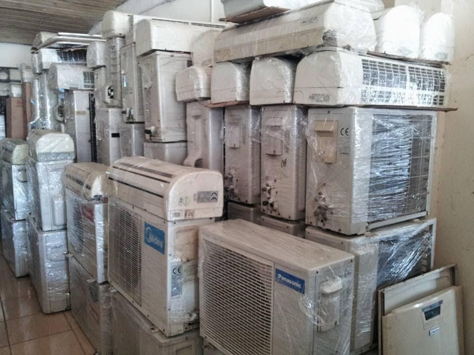 Thu mua máy điều hòa cũ tại nhà giá tốt