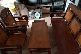 Thu mua bàn ghế gỗ cũ giá tốt trên toàn quốc