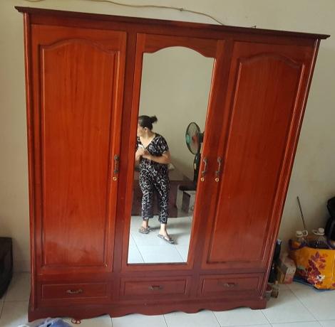 tủ quần áo gỗ,( nhóm 1)