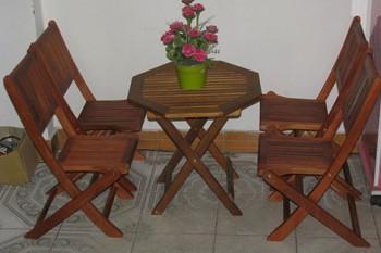 Bộ bàn ghế đẫu mini