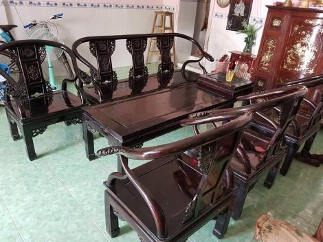 bộ bàn ghế, minh triều