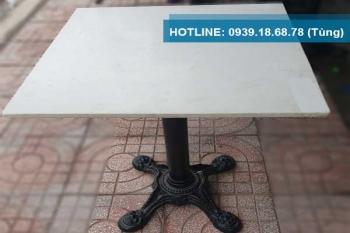 Thanh lý bàn cà phê mặt đá