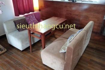 Bàn ghế cofe