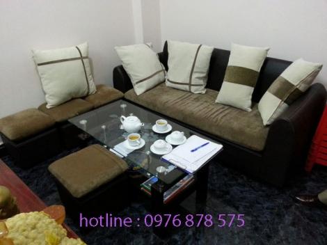 bộ bàn ghế sofa