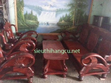 bộ bàn ghế gỗ cẩm lai