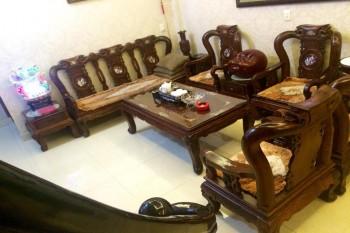 bàn ghế cẩm lai