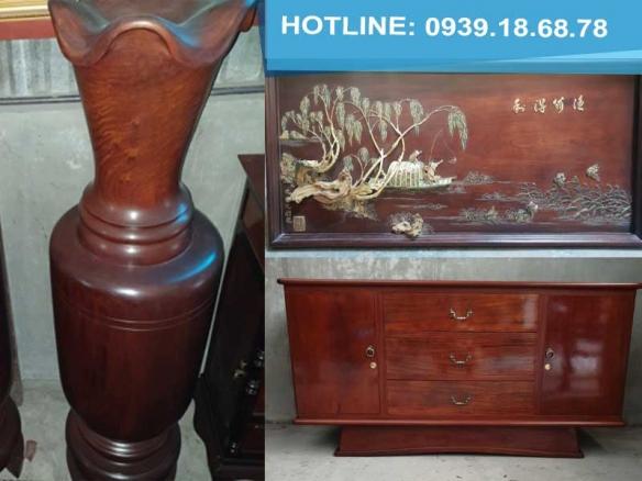 Tổng kho thu mua đồ gỗ cũ xưa
